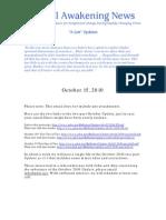 Update Oct15 2010 PS