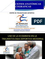 Exploraciones Anatómicas Ecograficas Dr Bernaldez