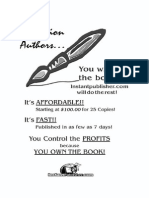 Manual Para Publicar LIbros BARATOS