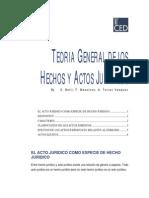 TEOARIA GENERAL DE LOS HECHOS Y ACTOS JURIDICOS.pdf