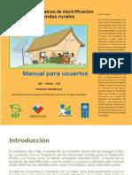 Anon - Sistemas Fotovoltaicos Electrificacion Para Viviendas Rurales