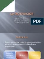 Motivacion - David G. Myers
