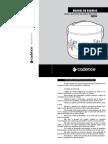 Manual Panela Elétrica de Arroz Pan254