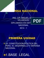 Defensa Nacional i