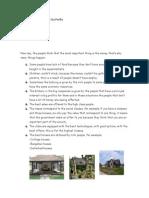 Third Written Report