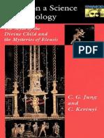 carl gustav jung essays-on-a-science-of-mythologyy