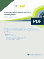An0023 Efm32 Eclipse Toolchain