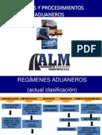 4 Operatividad Aduanera y Procedimientos Aduaneros I 2011
