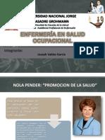 Nora j. Pender - Caso Clinico 2
