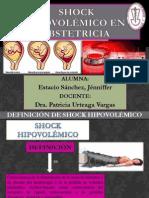 Shock Hipovolémico
