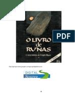 O Livro de Runas (Doc) (Rev) - Ralph Blum