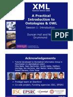 Ontologies OWL
