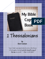 1Thessalonians Copybook