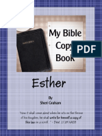 Esther Copybook