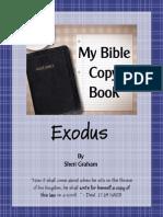 Exodus Copybook
