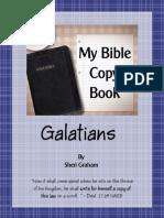 Galatians Copybook