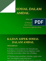 Aspek Sosial Dlm AMDAL