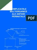 Curs 3. Complicatiile Multiorganice Asfixie