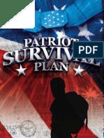 The Patriot Survival Plan