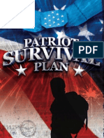 The Patriot Survival Plan