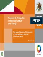 Guia Para La Evaluacion Del Cumplimiento de La Normatividad en PASST