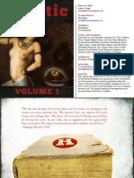 The Heretic Magazine - Lisbeth Salander