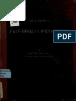 Tin, Student's Pali Dictionary