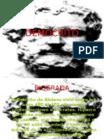 DEMOCRITO -