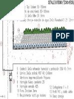 Detalle Techo Verde