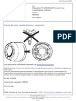 Sustitucion Frenos Traseros Volvo Fh12