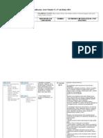 Planificación Artes Visuales 2014