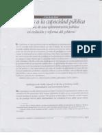 desafios a la capacidad publica en la era de una administracion publica en evolucion y reforma del gobierno.pdf