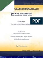 Manual de Clonacion con HDClone