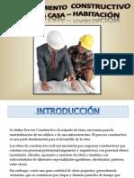 Procedimiento Constructivo Ramal Original