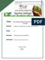 Normatividad y Legislación Vigente Del Análisis de Contaminación y Tratamiento de Los Suelos