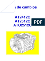 Caja de Cambios AT2512C (I-Shift). Principio