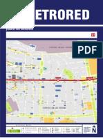 Metro Alcantara Plano Entorno