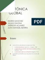 Tectónica Global