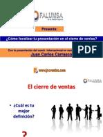 FALUMSA -Cómo Focalizarse en El Cierre de Ventas