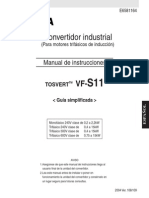 VF-S11 User Manual Spanish e6581164