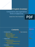 ppt exampleadjectives