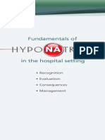 Hyponatremia Pocket Guide