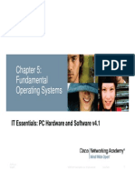 IT ESSENTIALS CHAPTER 5