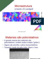 pmt2200aula2em2010-Microestrutura
