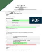 PARCIALES METODOS DETERMINISTICOS