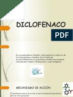 Diclofenac o