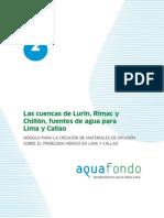 2. Las Cuencas de Lima - Chillon Rimac y Lurin