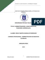 Monografia La Motivacion, La Comunicacion y El Trabajo en Equipo