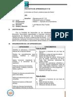 PROYECTO DE APRENDIZAJE N° 02 - TERCERO