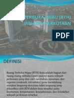 RTH Perkotaan